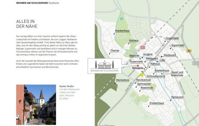 Wohnen Am Schlosspark, Bad Krozingen, Koch Wohnbau Gmbh, Bauträger In Freiburg