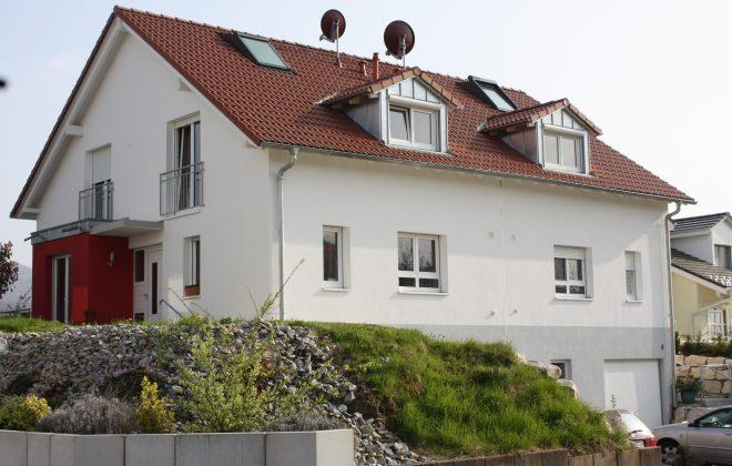 Bollschweil, Ölbergweg 4+4A