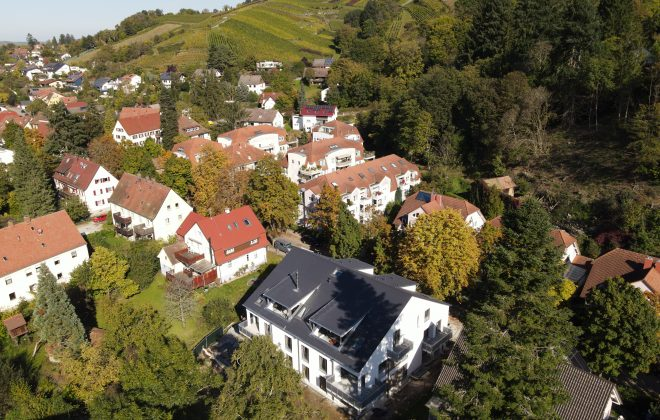 14.10.2021: Drohnenbild Albert-Hugard-Straße 24